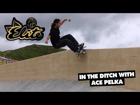 In The Ditch With Ace Pelka | OJ Wheels