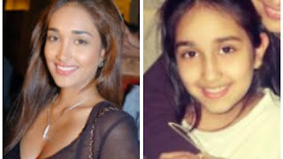 Jiah Khan's Useen And Rare Childhood Pictures