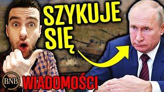 Rosja ćwiczy A̲T̲A̲K̲ N̲U̲K̲L̲E̲A̲R̲N̲Y̲ na Polskę! Mają nas na MUSZCE | WIADOMOŚCI