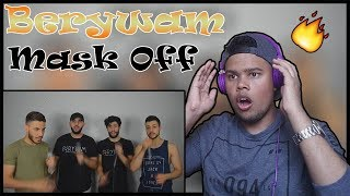 Berywam   Mask Off    REACTION    (Beatboxing Cover)