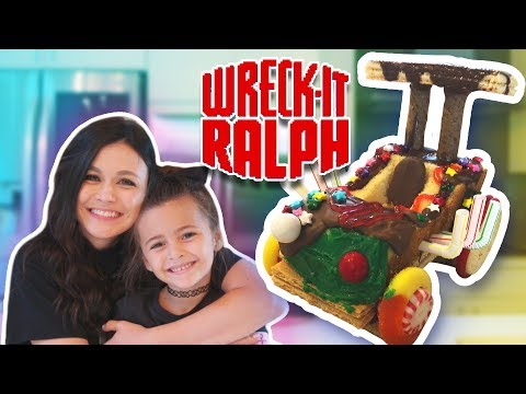 HOW TO MAKE Vanellope's Candy Kart from Wreck It Ralph!