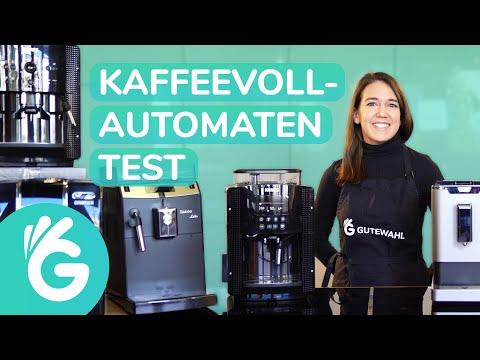 Kaffeevollautomat Test – die 9 Besten im Vergleich
