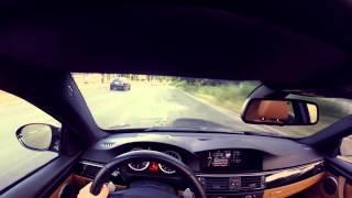 Now YOU drive the BMW M3 POV Movie - City