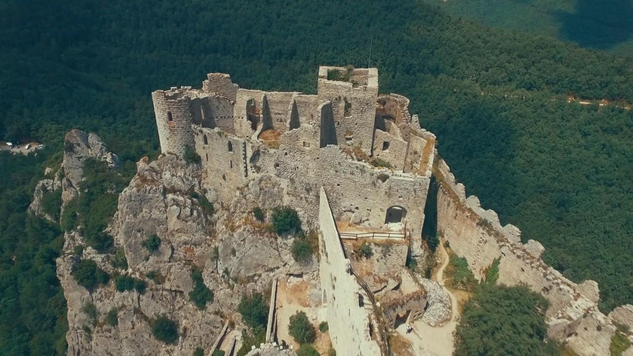 Château de Puilaurens - Pays Cathare, 21 sites d'exception