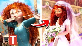 This Is What Happened To Merida After Happily Ever After