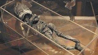 В древних пещерах найдено доказательство существования инопланетян