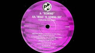 Artful Dodger Feat. Craig David - What Ya Gonna Do (Templeton Peck Mix)