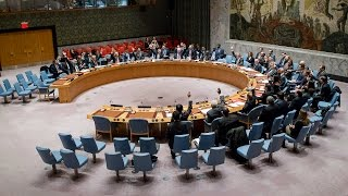 United Nations - LIVE - Security Council - Non-proliferation / Democratic People's Republic of Korea