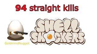 NEW IO GAME ! Shellshock.io - NEW WORLD RECORD 94 KILLS!! STRAIGHT!