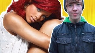 Rihanna   Diamonds (Official Video) Parodie