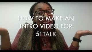 51Talk Introduction Video How to