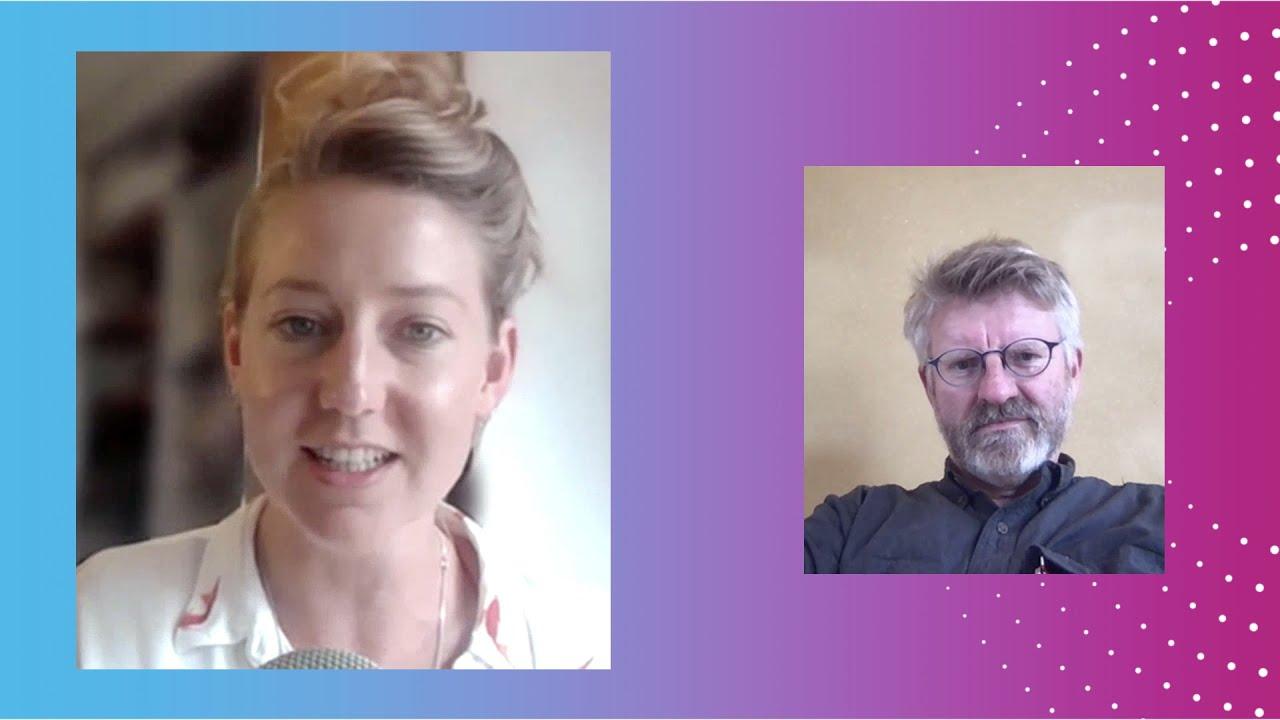 Interview Tjeerd Andringa met Merel Ursem