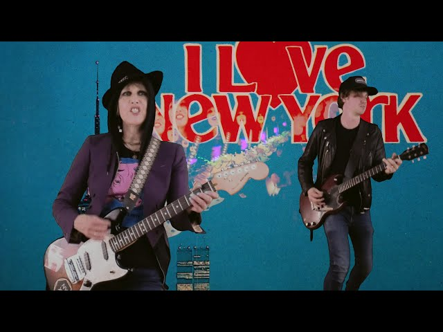 Maybe Love is in NYC  - The Pretenders
