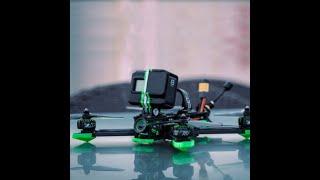 IFlight TITAN XL5 HD 250mm F7 50A ESC 4S FPV Racing Drone BNF with DJI Air Unit & GPS