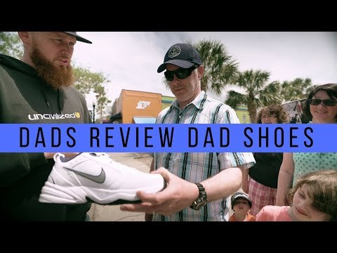 DADS REVIEW DAD SHOES: NIKE AIR MONARCH IV