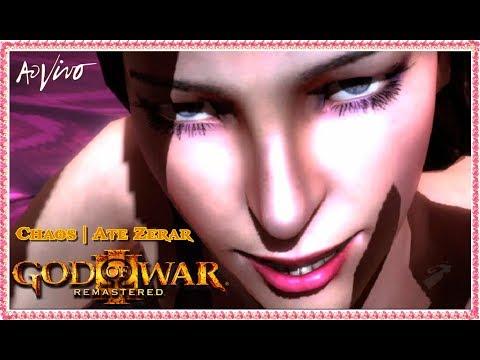 GOD OF WAR 3 [Ps4]  VERY HARD - GLITCHLESS - ATE ZERAR