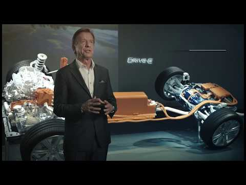 Volvo going electric by 2019 - With the Flywheel Accelerator - no charging stations!!