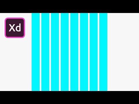 Responsive Layout Grids Adobe XD Tutorial