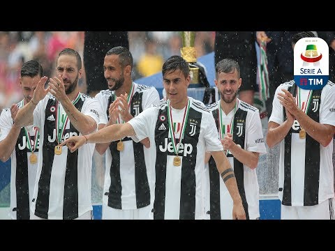 Juventus - Hellas Verona 2-1 - Highlights - Giornata 38 - Serie A TIM 201718
