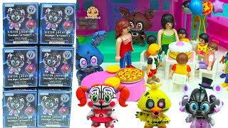 Birthday Party At Five Nights At Freddy's Sister Location - Funko Surprise Blind Bag Boxes