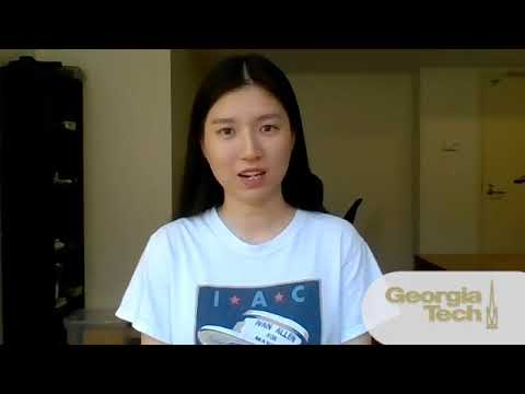 Modern Languages Graduate Student Designing Programs for Global Innovation