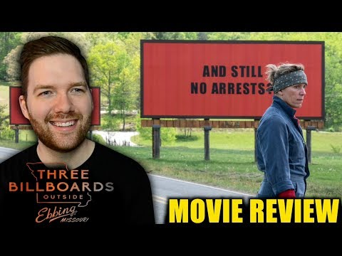 Three Billboards Outside Ebbing, Missouri – Movie Review