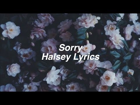 Sorry || Halsey Lyrics Mp3