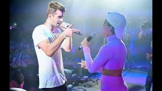 """The Chainsmokers With Halsey   """"Closer""""   Ultra Music Festival 2018 (Live)"""