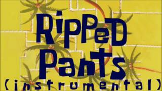 SpongeBob SquarePants: Ripped Pants instrumental