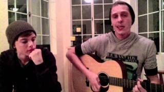 """Pumped Up Kicks"" BY: Dani Shay & Justin Chase (Foster The People Cover)"