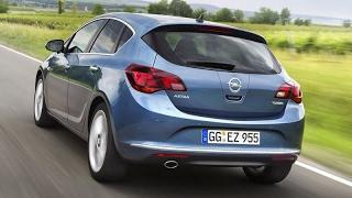 Test - Opel Astra HB 1.6 CDTI