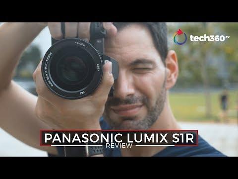 External Review Video 4Xn3yMlH5gg for Panasonic Lumix DC-S1R Full-Frame Camera