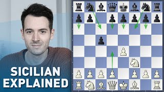 The Sicilian Defense   Chess Opening Tutorial