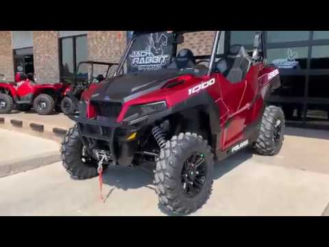 2020 Polaris General 1000 Deluxe in Marshall, Texas - Video 1