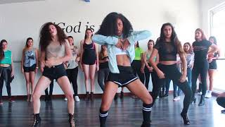 Nicky Jam Ft. J Balvin - X Choreo By Fabi LorÍa Flex And Heels
