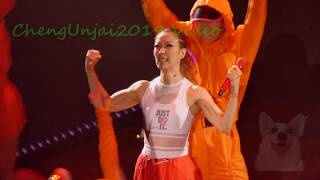 鄭秀文 - Encore : Dance Break / 螢光粉紅 - @#FOLLOWMI 鄭秀文世界巡迴演唱會香港站 2019.07.19