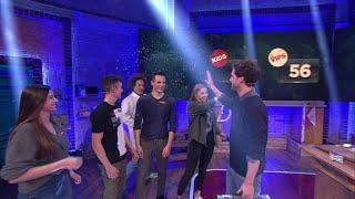 Keine ABBA-Fragen in der Abschlussprüfungen für Thomas Hermanns - LUKE! Die Schule und ich