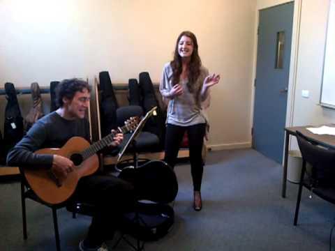 Last Hard Bible chords & lyrics - Kasey Chambers