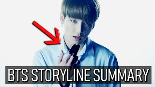 BTS STORYLINE SUMMARY + EXPLANATION | TIMELINE & THEORIES