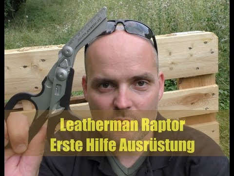Leatherman Raptor - Erste Hilfe Ausrüstung