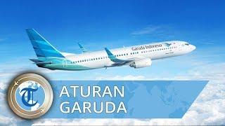 Beginilah Aturan Membawa Barang di Pesawat Garuda Indonesia