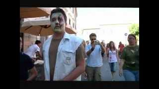 preview picture of video 'ZOMBIE WALK GROSSETO'