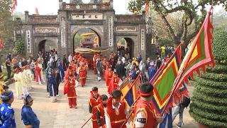 Tin Tức 24h: Hải Phòng rộn ràng Lễ hội khai bút đầu Xuân Đinh Dậu
