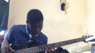Uche My God is Good Bass cover AMAZING!