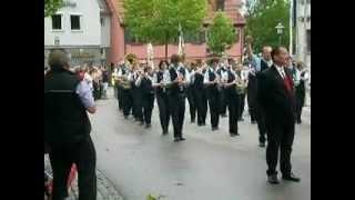 preview picture of video 'Feuerwehr u. Schützenfest Langenau'