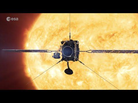 Solar Orbiter tar sikte mot solen, med svenska bidrag ombord