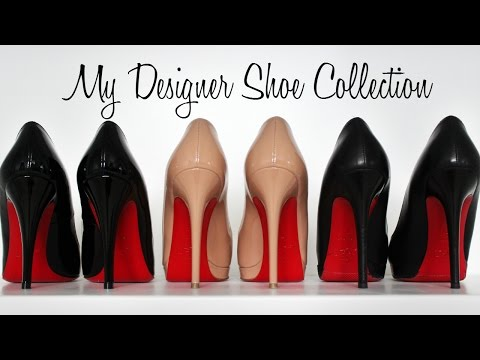 cfc206ffd487 My Designer Shoe Collection  Christian Louboutin