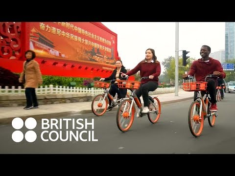 Study and work in China with Generation UK