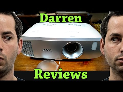 Darren Reviews: BenQ HT2050 1080p Projector