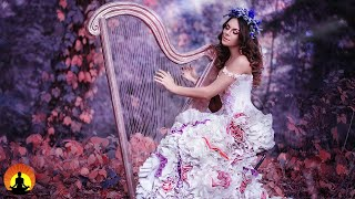 🔴 Relaxing Music 24/7, Relaxing Harp Music, Meditation, Study, Calm Music, Sleep, Relaxation, Harp